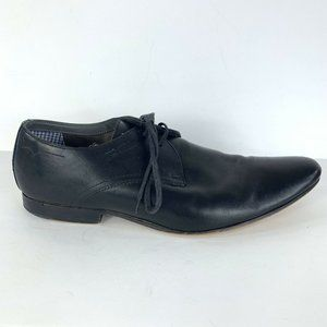 Ted Baker Shoes Haked 4 Oxford Black Leather 11